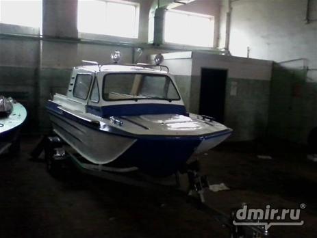 Технические характеристики лодки Сарепта