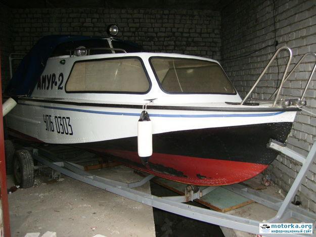 Фото катера Амур