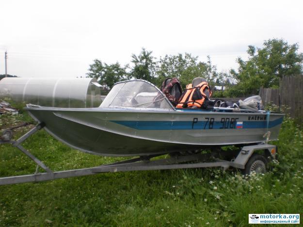 Лодка Южанка 2