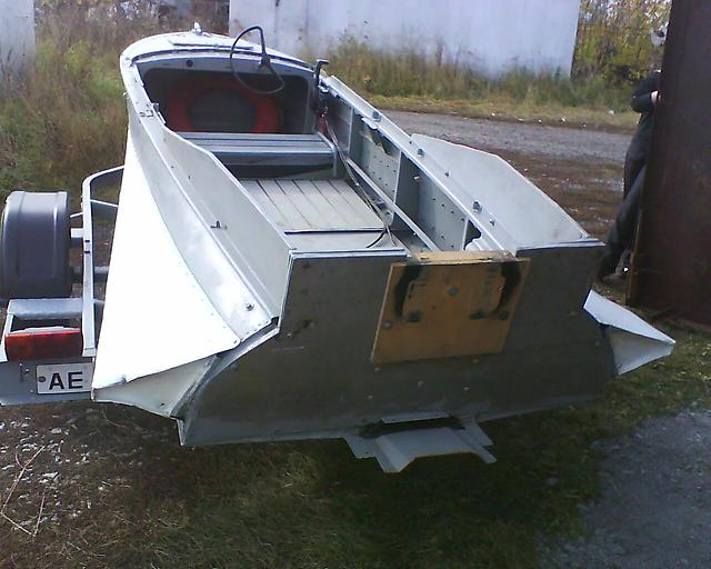 Фото лодки Казанка м