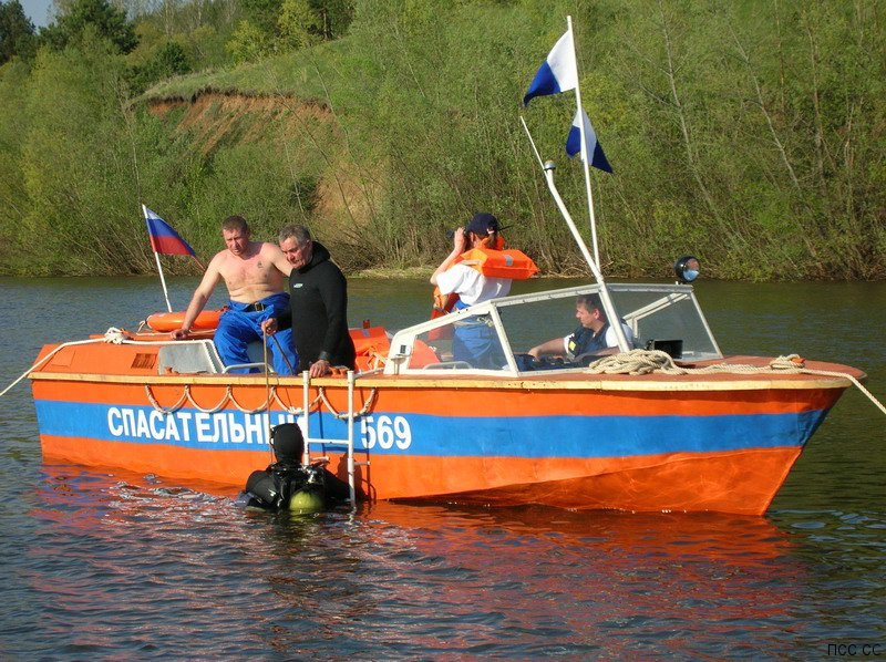 Характеристики катера Чибис