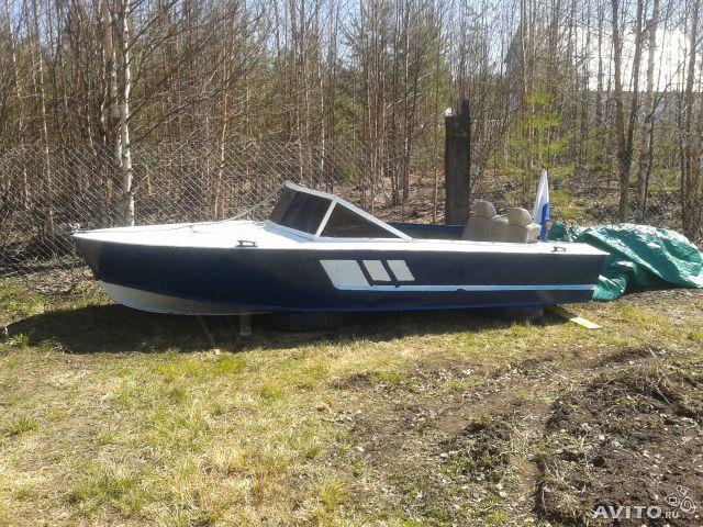 Фото лодки прогресс 2