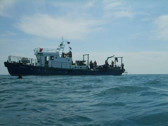 Характеристики катера Ярославец