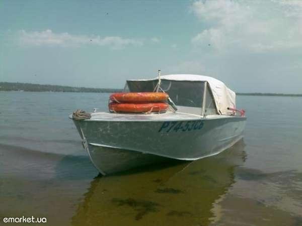Фото лодки прогресс 4