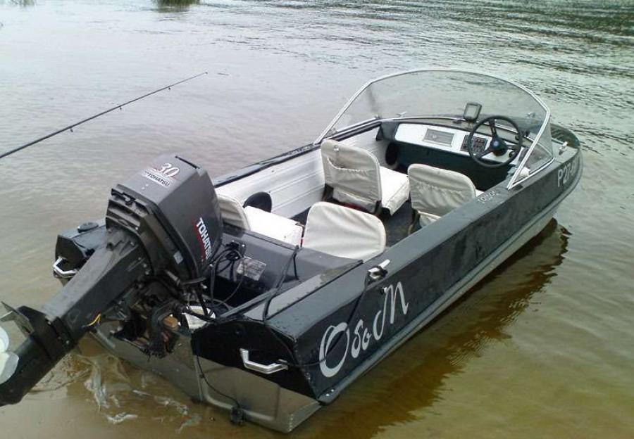 Лодку моторную купить новую или бу
