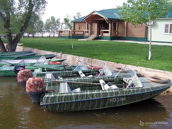 лодка полуостров  устойчивость