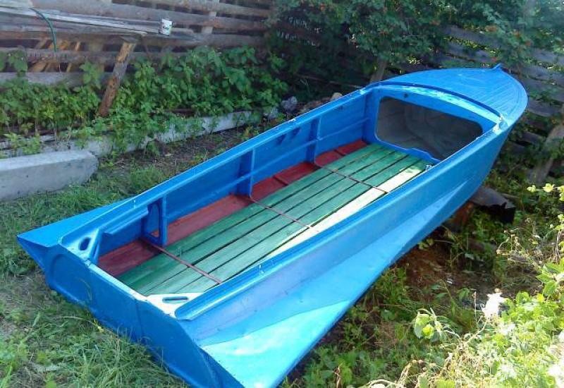 Технические характеристики лодки Казанка М
