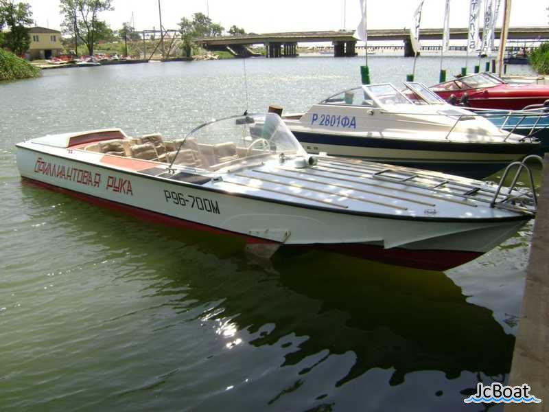Характеристики катера Волга