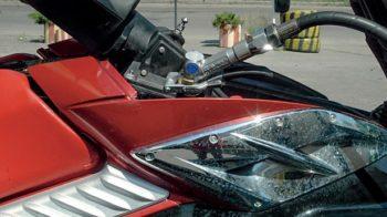Какой расход топлива у гидроцикла?
