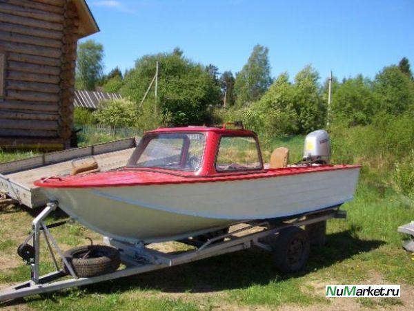Лодка Южанка 2 фото