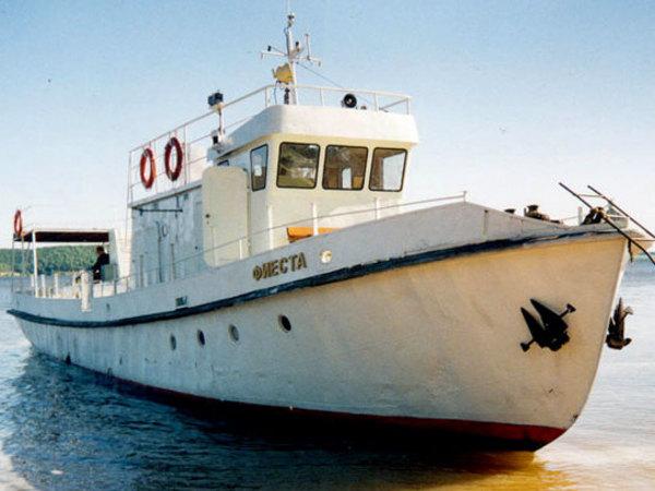 Технические характеристики катера Ярославец