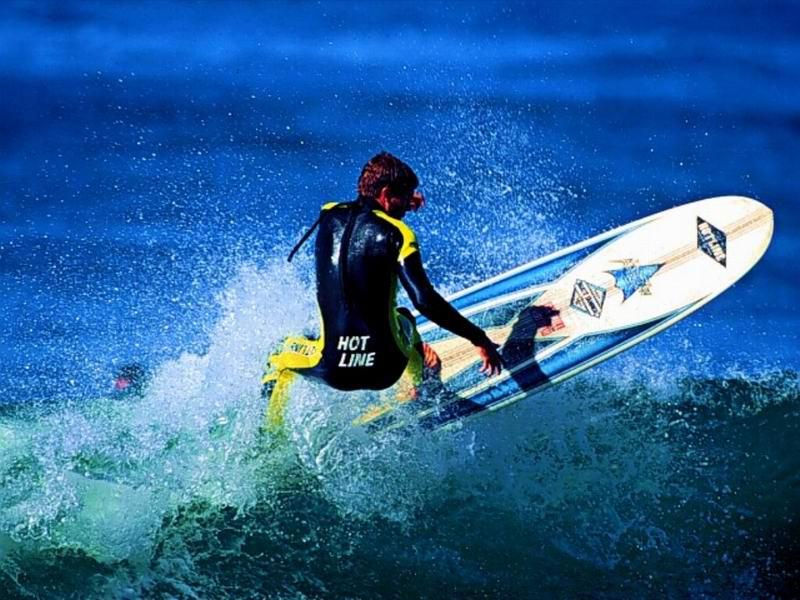 Гидрокостюм для серфинга