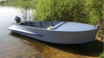 Моторная лодка Казанка: технические характеристики