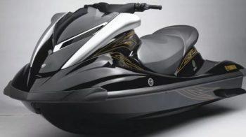 Технические характеристики гидроцикла Yamaha VX 1100